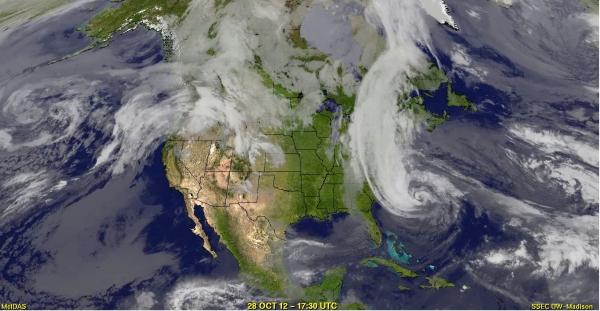 Sandy Arctic Arm