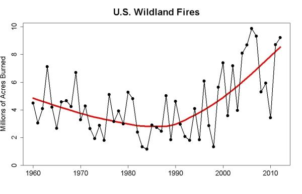 Tamino Wildfires