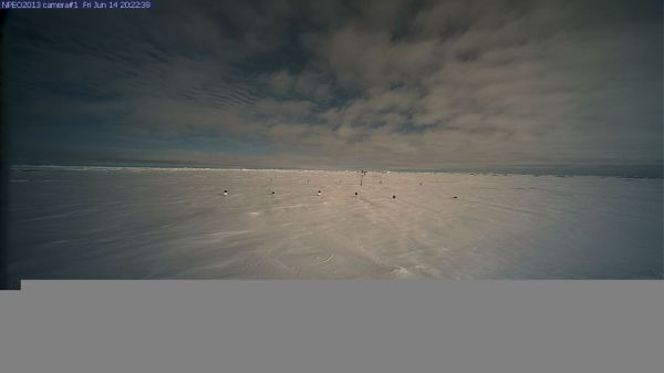 North Pole Open Water