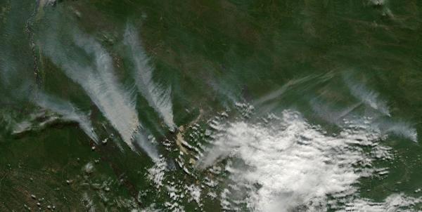Siberian Fires June21