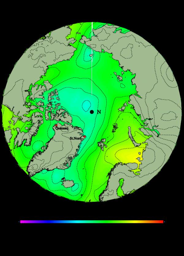 Warm Storm Pressure June 28