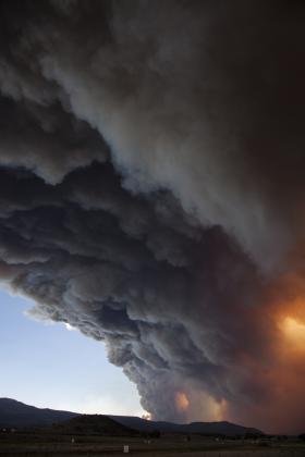 West Fork Inferno