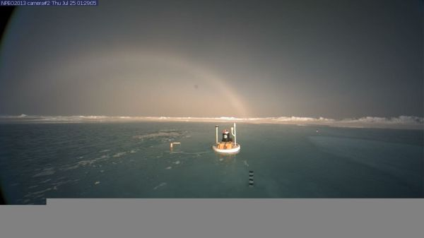 Ice Cam Rainbow