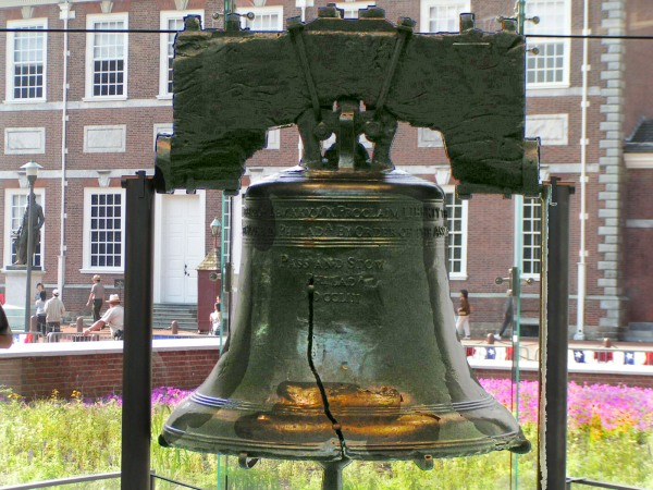 The Liberty Bell rang until it cracked and could no longer sound. Is the same true of the American liberty against unjust search endowed in the 4th Amendment?