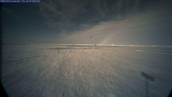 Puddles North Pole Camera 1