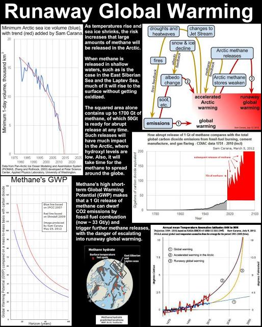 Runaway Global Warming