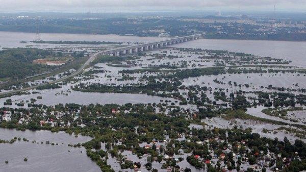 Khabarovk Flooding