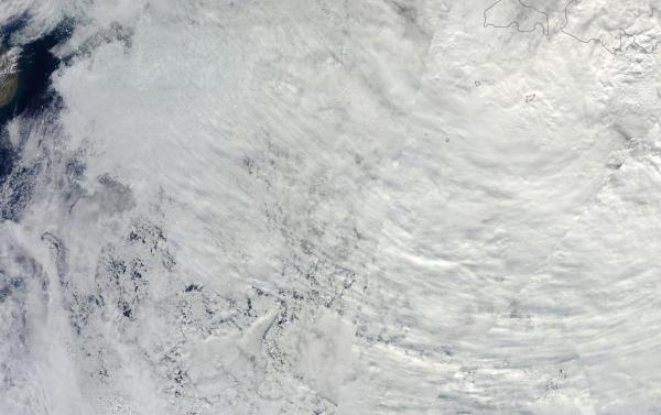 Smokey Cyclone Broken Ice