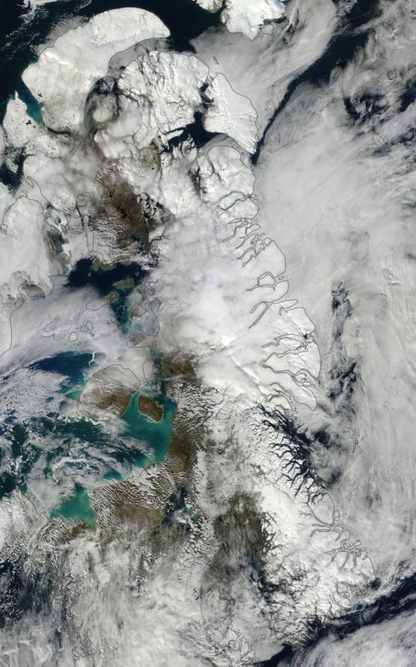 Baffin Island September, 2013