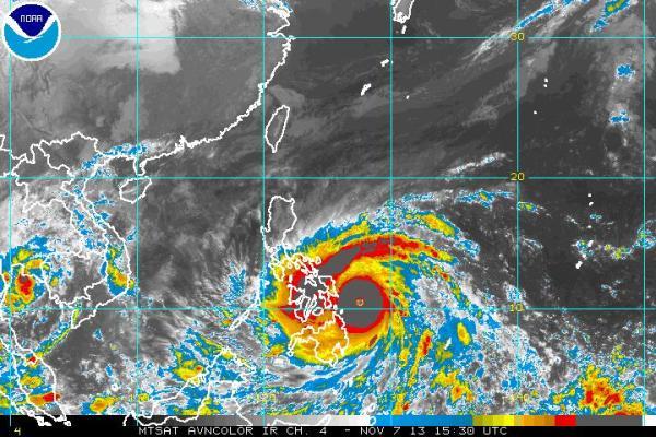 Haiyan 190mph