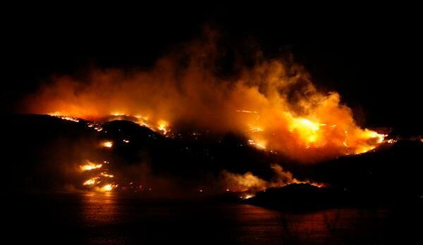Flatanger Fire