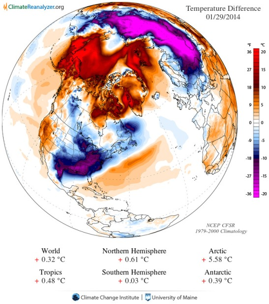Global Temperature Anomaly Reanalyzer