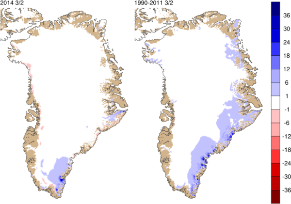 Greenland Mass Balance February 4