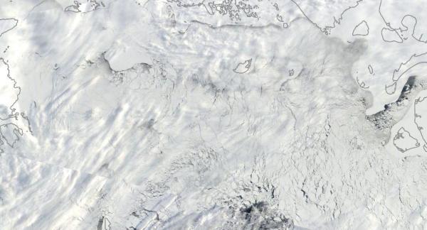 Kara Sea March 24