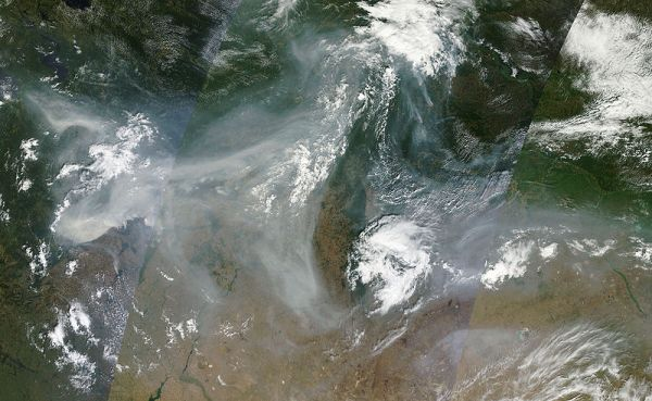 Russian Wildfires 2010