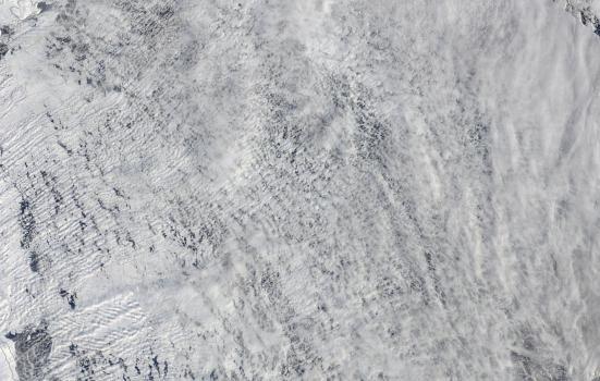 Aftermath -- Near Zero Contiguous Ice