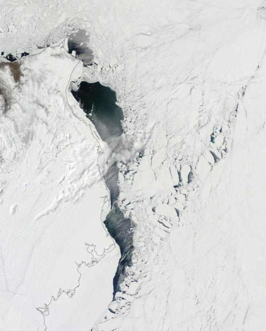 large polynya April 28