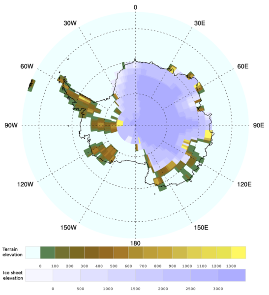 Mid-Pliocene Antarctica
