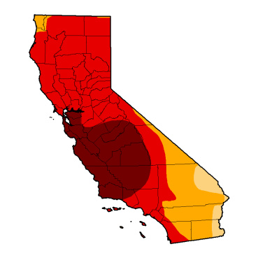 May 6 drought monitor