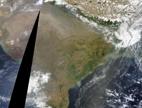 Monsoon Disrupted