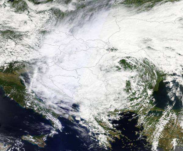 Serbia Floods May 15