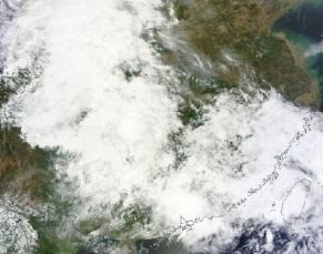 southeast China May 23