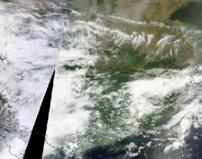 Southeast China May 27