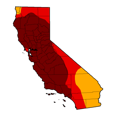 California Drought July 29