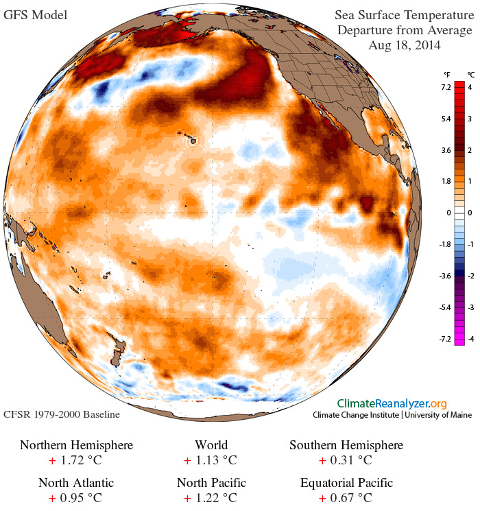 Hot Water August 18, 2014