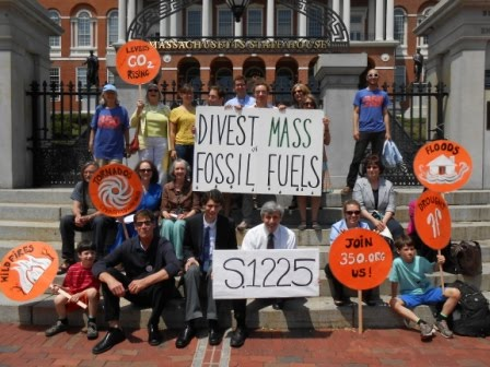 Massachucetts Divestment Campaign