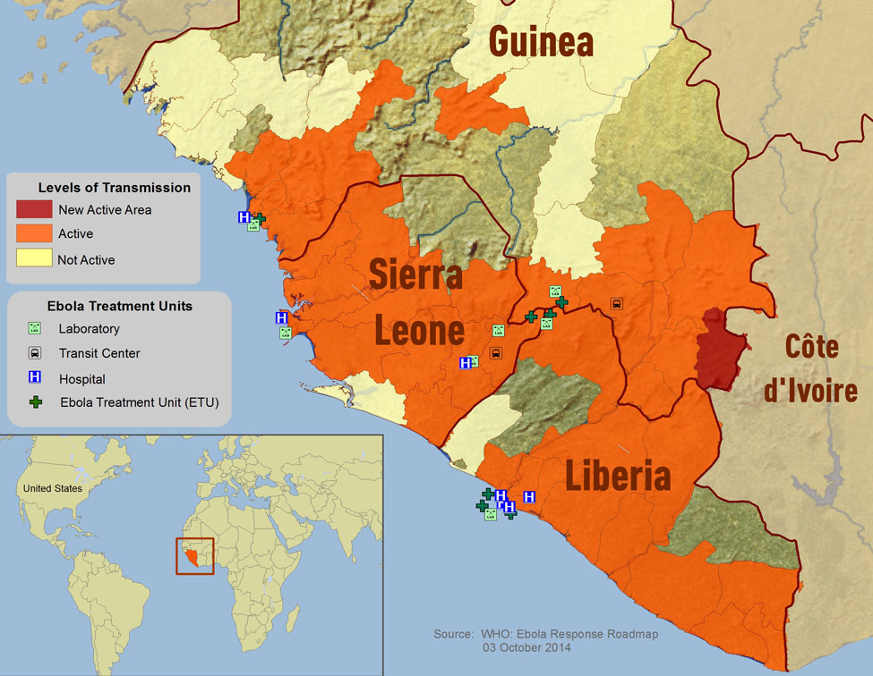 ebola in africa An experimental ebola vaccine will likely be used again in the democratic  republic of the congo (drc) to help end an outbreak roughly a week after  celebrating the defeat of an ebola outbreak in équateur  africa health.