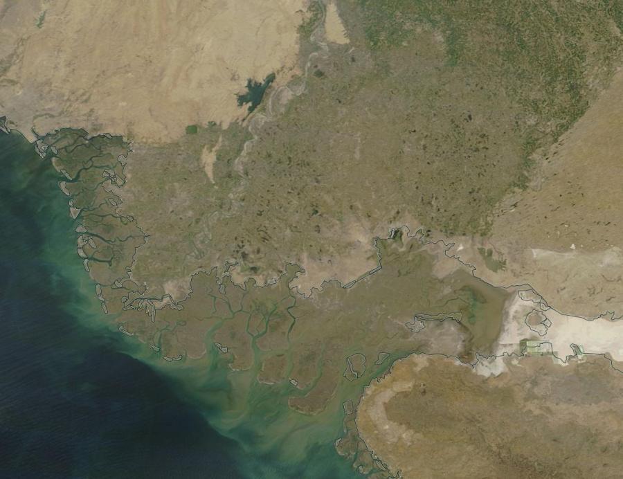 Indus Delta