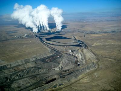 Coal power plant SRP