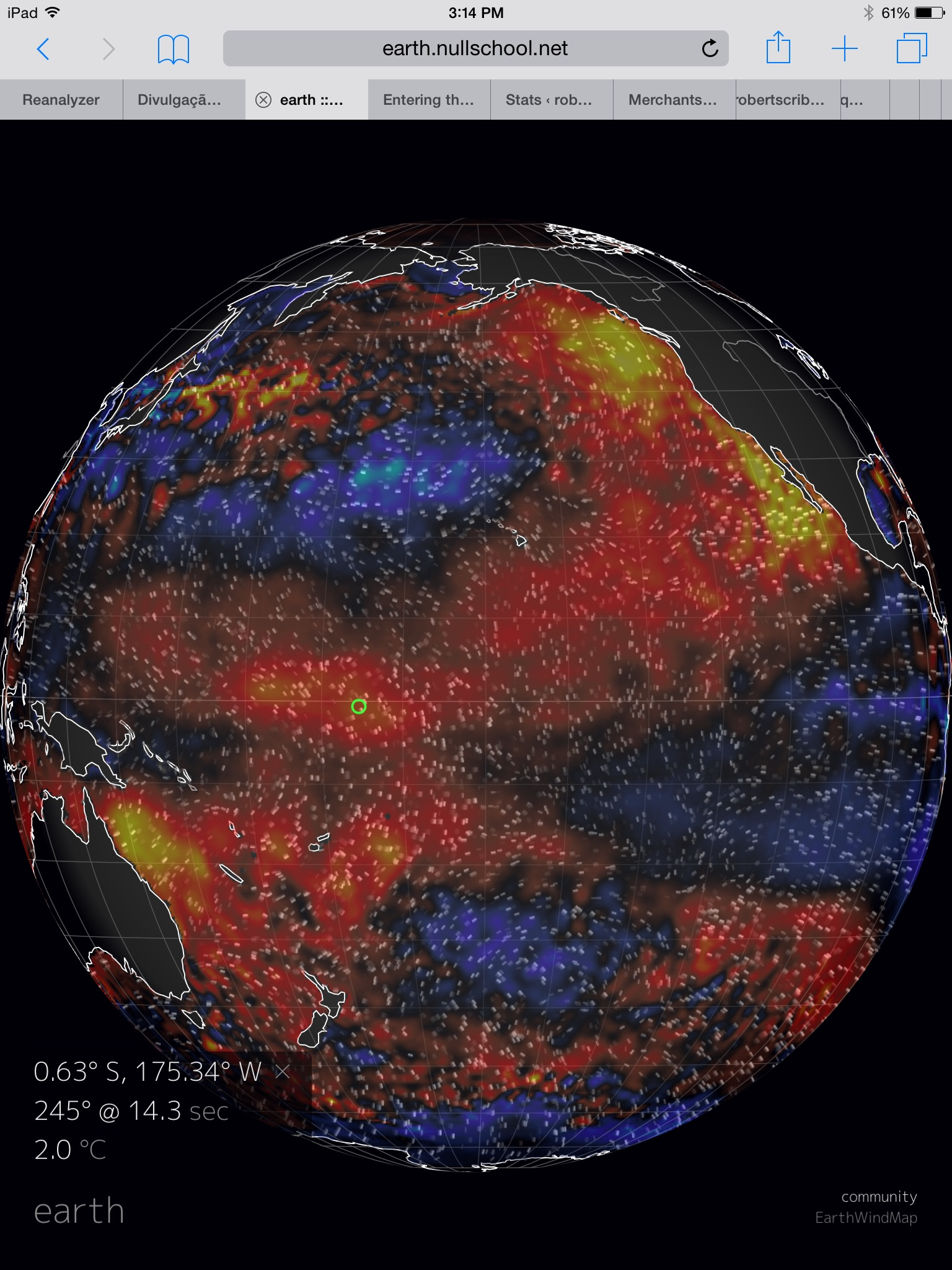record warm world s weird 2015 el nino sees westerly gales pacific sea surface temperature anomaly ssta note the hot water pools off both and north america these zones are joined by a vast blanket of