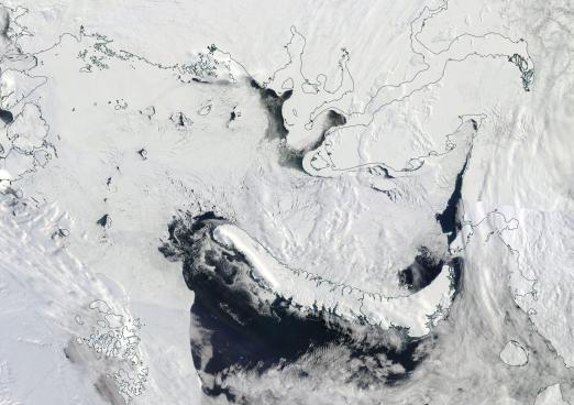 Kara Sea April 9