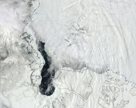 Beaufort melt may 11