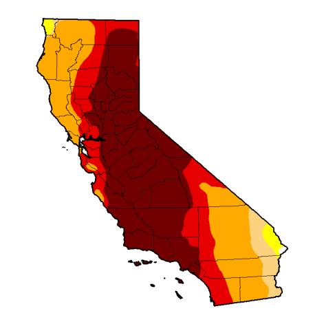 California Drought April 20 2014