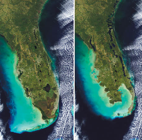 Global Sea Level Rise Going Exponential New Study Records Big