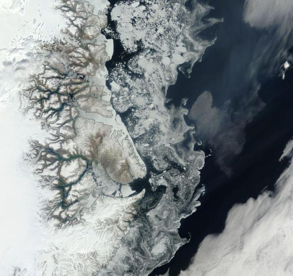 Greenland smoke
