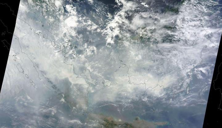 Indonesia Wildfires