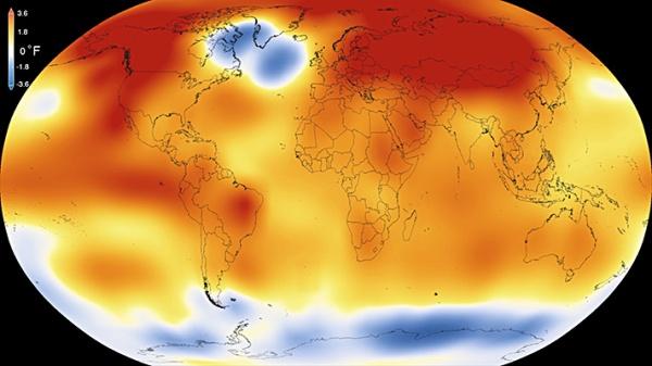 Geospatial Anomalies 2015
