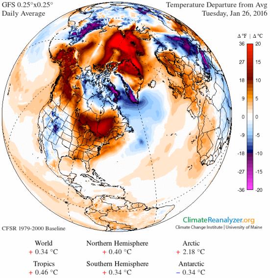 Polar Amplification January 26