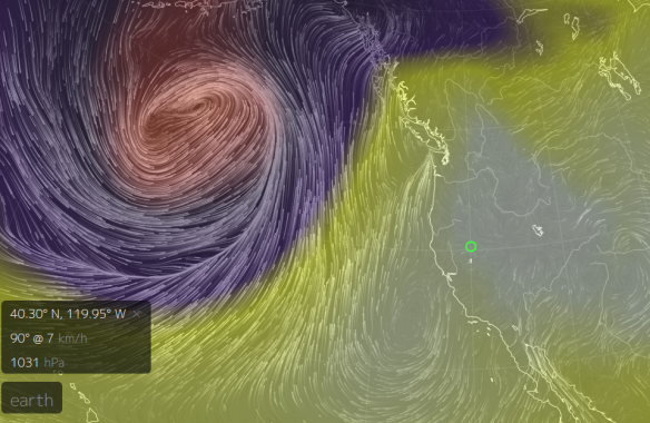 Polar Amplification vs a Godzilla El Nino — Is the Pacific