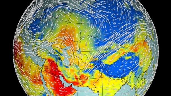 Russian Heatwave Pakistan Floods Jet Stream