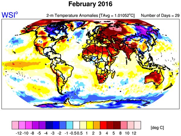 Extreme Global Warming