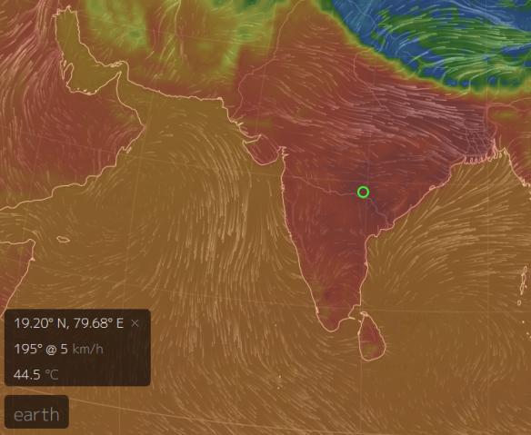 India Heatwave