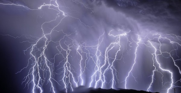 Lightning Strikes to Increase with Global Warming