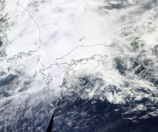 Kyushu Rains