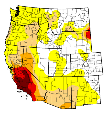 Drought Climate Change