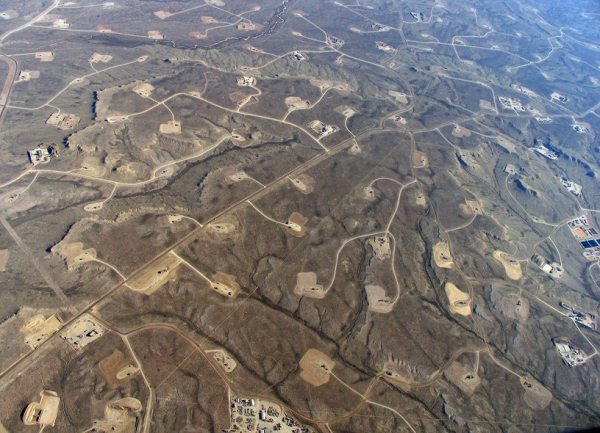 Fracking Wasteland